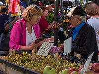 Kalenic-Markt, Belgrad, Serbien, Europa<br /> Kalenic market, Belgrade, Serbia, Europe