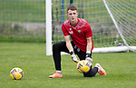 St Johnstone Training….14.08.20<br />Jack Wills pictured during training this morning at McDiarmid Park.<br />Picture by Graeme Hart.<br />Copyright Perthshire Picture Agency<br />Tel: 01738 623350  Mobile: 07990 594431