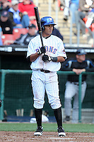 Buffalo Bisons shortstop Ruben Tejada #7 during a game against the Syracuse Chiefs at Dunn Tire Park on April 7, 2011 in Buffalo, New York.  Syracuse defeated Buffalo 8-5.  Photo By Mike Janes/Four Seam Images