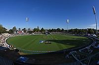 20th December 2020; Hamilton, New Zealand;  General View, New Zealand Black Caps versus Pakistan, International Twenty20 Cricket. Seddon Park, Hamilton, New Zealand.