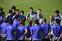 Soccer: Japan National Team Training Camp