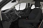 Front seat view of 2020 Ford Transit-Custom Nugget 4 Door Camper Van Front Seat  car photos