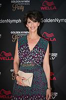 57th Monte-Carlo Television Festival. Golden Nymph Nominees Party, at the Monte-Carlo Bay Hotel, Monaco, 19/06/2017. Linda Hardy. # 57EME FESTIVAL DE MONTE CARLO - GOLDEN NYMPH NOMINEES PARTY