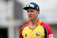 Essex skipper Simon Harmer during Essex Eagles vs Hampshire Hawks, Vitality Blast T20 Cricket at The Cloudfm County Ground on 11th June 2021