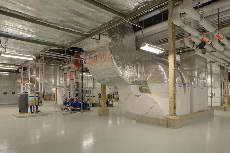 Koffolt Laboratories - CBEC Building at The Ohio State University | Pelli Clarke Pelli Architects & STANTEC