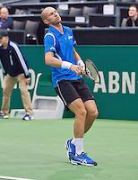 11-02-13, Tennis, Rotterdam, ABNAMROWTT, Nikolay Davydenko