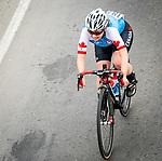 Marie-Claude Molnar - Lima 2019. Para Cycling // Paracyclisme.<br /> Marie-Claude Molnar competes in the road race // Marie-Claude Molnar participe à la course sur route. 01/09/2019.