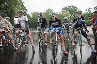 Kevin Seeldraeyers (BEL/Wanty-Groupe Grobert) at the start<br /> <br /> Belgian Championships 2014 - Wielsbeke<br /> Elite Men