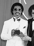 Stevie Wonder 1982 American Music Awards<br /> © Chris Walter