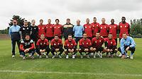 KV Kortrijk : eerste training.ploegfoto.foto VDB / BART VANDENBROUCKE