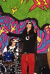 Black Crowes perform live in concert