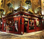 Ireland, Dublin County, Dublin: The Temple Bar, typical Pub | Irland, Dublin County, Dublin: The Temple Bar, typisch, irisches Pub