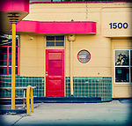 10.24.13 - The Red Door...