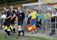 Arlesey Town vs Brentwood Town 18-08-07