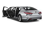 Car images close up view of a 2019 Lexus LS  Executive 4 Door Sedan doors