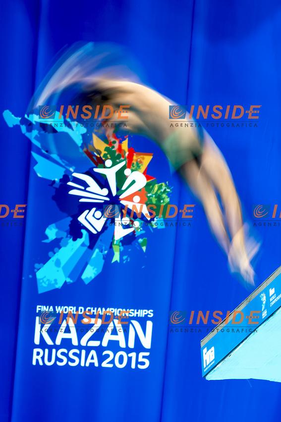 10m. Platform Men preliminaries<br /> Day09 01/08/2015 Tuffi - Diving Aquatic Palace <br /> XVI FINA World Championships Aquatics Swimming<br /> Kazan Tatarstan RUS July 24 - Aug. 9 2015 <br /> Photo G.Scala/Deepbluemedia/Insidefoto