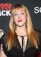 HOLLYWOOD, CA - OCTOBER 12: Maya Korn, at the 21st Screamfest Opening Night Screening Of The Retaliators at Mann Chinese 6 Theatre in Hollywood, California on October 12, 2021. Credit: Faye Sadou/MediaPunch