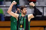 TDAYS EuroCup 2020-2021.Round 1.<br /> Joventut Badalona vs Partizan NIS Belgrado: 85-82.<br /> Ante Tomic.