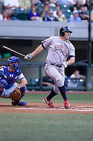 July 15, 2009: Lehigh Valley IronPigs' Andy Tracy at-bat during the 2009 Triple-A All-Star Game at PGE Park in Portland, Oregon.