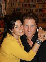 09-15-11 Sean Kanan - The Modern Gentleman booksigning - Michele Vega in NYC - Thomas Scott II