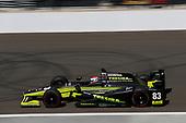 Verizon IndyCar Series<br /> Indianapolis 500 Carb Day<br /> Indianapolis Motor Speedway, Indianapolis, IN USA<br /> Friday 26 May 2017<br /> Charlie Kimball, Chip Ganassi Racing Teams Honda<br /> World Copyright: Michael L. Levitt<br /> LAT Images