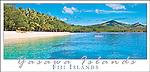 WS030 Blue Lagoon, Nanuya Lailai, Yasawa Islands, Fiji Islands