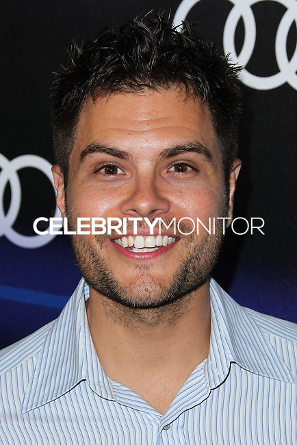 WEST HOLLYWOOD, CA, USA - AUGUST 21: Erik Valdez at the Audi Emmy Week Celebration 2014 held at Cecconi's Restaurant on August 21, 2014 in West Hollywood, California, United States. (Photo by Xavier Collin/Celebrity Monitor)