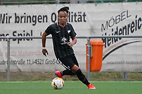 Quac Hung Ngo (Geinsheim) - Büttelborn 03.10.2021: SKV Büttelborn vs. SV 07 Geinsheim, Gruppenliga