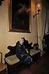 """SANDRA CARRARO<br /> PRESENTAZIONE LIBRO """" I ROCCALTA"""" DI EDVIGE SPAGNA<br /> PALAZZO TAVERNA ROMA 2008"""