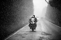 'photo moto in the snowo...'<br /> working conditions for race photographers<br /> <br /> 102nd Liège-Bastogne-Liège 2016