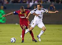 Los Angeles Galaxy vs Real Salt Lake November 06 2011