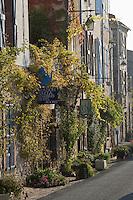 Europe/France/Midi-Pyrénées/81/Tarn/Cordes-sur-Ciel: Rue et maison d'Hôte