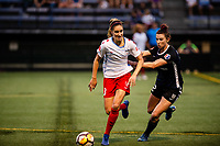 Seattle, WA - Wednesday, August 15, 2018: Seattle Reign FC vs Chicago Red Stars at the UW Medicine Pitch at Memorial Stadium.