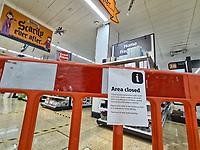 2020 10 24 Firebreak Lockdown Wales, Swansea UK
