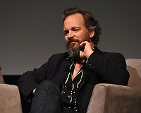 """NEW YORK CITY - OCTOBER 5: Peter Sarsgaard attends a SAG Screening of Hulu's """"DOPESICK"""" at the Museum of Modern Art on October 5, 2021 in New York City. . (Photo by Frank Micelotta/Hulu/PictureGroup)"""