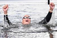 VAN ROUWENDAAL Sharon NED<br /> 10km Women<br /> Glasgow 09/08/2018<br /> Open Water Swimming <br /> Loch Lomond and The Trossachs National Park <br /> LEN European Aquatics Championships 2018 <br /> European Championships 2018 <br /> Photo Andrea Staccioli /Deepbluemedia /Insidefoto
