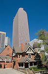 Schleier House and Cash Register Building, Denver, Colorado, USA John offers private photo tours of Denver, Boulder and Rocky Mountain National Park.