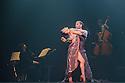 "German Cornejo's ""Immortal Tango"" opens at the Peacock Theatre. The dancers are: German Cornejo, Gisela Galeassi, Jose Fernandez, Martina Waldman, Max Van De Voorde, Solange Acosta, Mariano Balois, Sabrina Amuchastegui, Leonard Luizaga, Mauro Caiazza, Tere Sanchez Terraf, Julio Seffino, Carla Dominguez. Picture shows: German Cornejo, Gisela Galeassi."