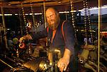 John Carter, Carters Steam Funfair London Uk John Carter.