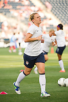 Amy Rodriguez (8) of the United States (USA). The United States (USA) women defeated China PR (CHN) 4-1 during an international friendly at PPL Park in Chester, PA, on May 27, 2012.