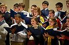 Folk Choir Retreat at Gethsemani 2012