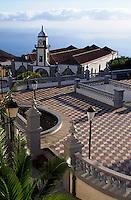 Iglesia de la Concepcion, Valverde, El Hierro, Kanarische Inseln, Spanien