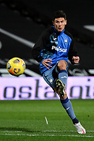 Matteo Pessina of Atalanta BC warms up during the Serie A football match between Spezia Calcio and Atalanta BC at Dino Manuzzi stadium in Cesena (Italy), November 20th, 2020. Photo Andrea Staccioli / Insidefoto