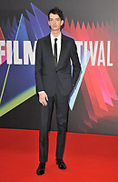 """Kodi Smit-McPhee at the 65th BFI London Film Festival """"The Power Of The Dog"""" American Express gala, Royal Festival Hall, Belvedere Road, on Monday 11th October 2021, in London, England, UK. <br /> CAP/CAN<br /> ©CAN/Capital Pictures"""