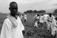 Rajaf East Prison Farm is being supported by UNDP South Sudan. Food insecurity and living conditions of prisoners are main concerns at Juba Central Prison where more than 1.200 prisoners are based. UNDP provides farming activities for selected prisoners to achieve food sustainability and self sufficiency of prisoners.