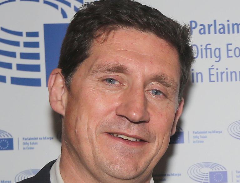 Minister for Transport Eamon Ryan