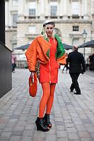 London Fashion Week February 2012