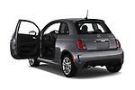 Car images of 2019 Fiat 500 Pop 3 Door Hatchback Doors