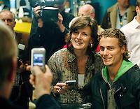 19-2-07,Tennis,Netherlands,Rotterdam,ABNAMROWTT, Autograph session with Hewitt