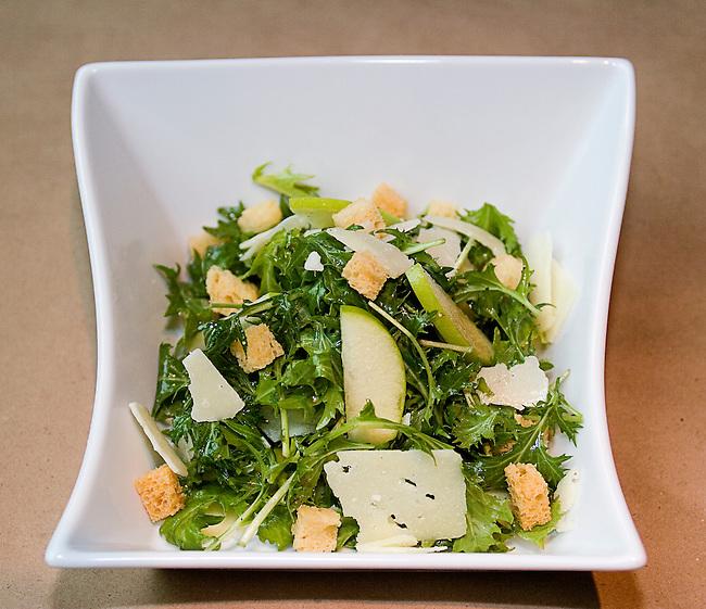 Salad, Graze Restaurant, Chicago, Illinois